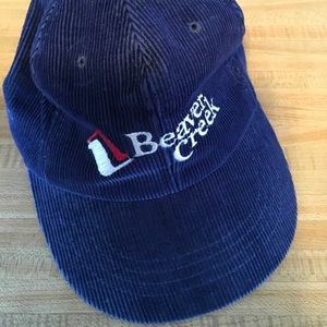 Beaver Creek Hat w/ 2 Hatpins